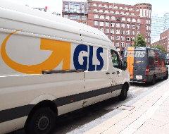 Fahrzeuge von GLS und Transoflex